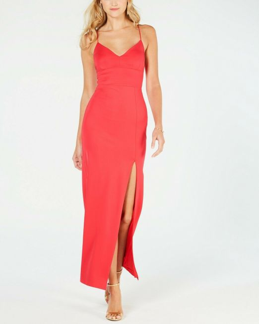 Adrianna-Papell-Lola-Jersey-Gown-Hot-Tomato-10-114515116097